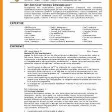 Resumes For Construction Examples Of Construction Resumes 45 Download Construction Pany