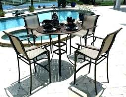 tall patio table. Tall Patio Set Bistro Table Furniture Sets Ideas Or Outdoor Impressive Cheap P