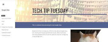 Google Sites Custom Design The New Google Sites Teton Science Schools Helpdesk