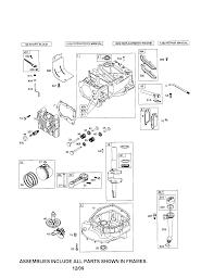 Auto parts repair manual briggs u0026 stratton engine parts model 126t020782b1 sears