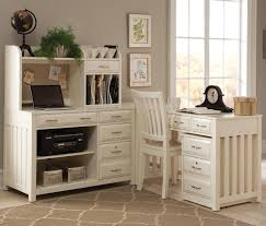 White home office design big white Grey Lshaped Desk Rotmans Hampton Bay White Piece Lshaped Desk Rotmans Lshape Desks