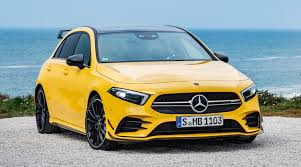 Then browse inventory or schedule a test drive. Entry Level 2019 Mercedes Amg A35 4matic Announced