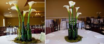 31 Beautiful Wine Bottles Centerpieces For Any Table-hometshetics (6)