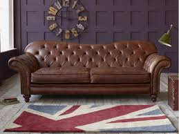 Furniture leather couch brown sectional couch furniture couch on