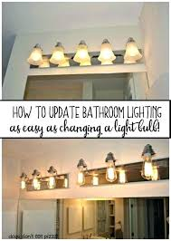 best vanity lighting. Bathroom Vanity Light Bulbs Best For  Ideas On . Lighting