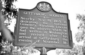 abraham lincoln s gettysburg address years later religion getty wilkinson photography