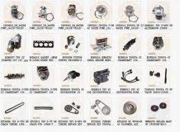 TOYOTA FORKLIFT ENGINE PARTS: 2J, 4Y, 5K for sale – Auto Engine ...