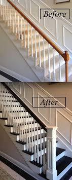 Der schrank unter treppe ist eine solche. Gemalte Treppen Ideen Kleine Flure Banisterremodel In 2020 Treppe Umbauen Treppe Erneuerung Treppe Verschonerung