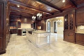 Is Travertine Good For Kitchen Floors Old Castle Designers