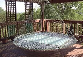 Round Hanging Hammock Bed Designs
