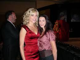 Tara Marino Meets Marla Maples - Elegant Femme