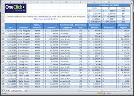 how to create expense reports in excel commision statement template free excel templates for payroll sales