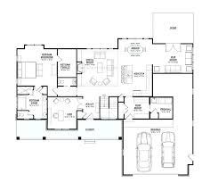 ranch house floor plans with basement 3 bedroom ranch floor plans 3 bedroom ranch house plans