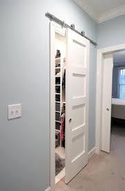 sliding barn closet doors interior sliding barn closet doors