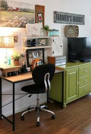 Home office nook Small Space My Home Office Nook Cozy Little House How To Create Small Home Office Nook Cozy Little House