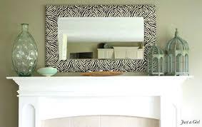 diy wall mirror frame zebra mirror amazing mirrors wall decor mirrors art