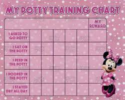 How To Make A Potty Training Chart How To Make A Sticker Chart For Potty Training