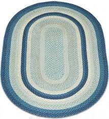 oval rugs 4x6 breezy blue taupe ivory braided oval rug oval jute rug 4x6