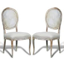 country distressed furniture. french country cane round back chairs distressed white 7 pairs furniture