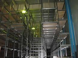 slotted angle mezzanine floor agri office mezzanine floor