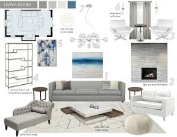 Room And Board Interior Design How To Get A High End Contemporary Living Room Design On A