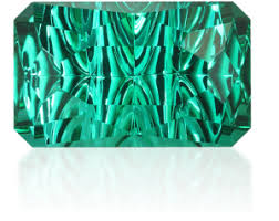 faceted tourmaline