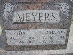 Ida Duncan Meyers (1901-1969) - Find A Grave Memorial