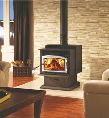 how to operate wood stoves in spring and fall