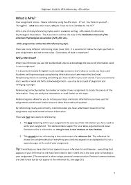 Reference Generator Apa 6th Edition