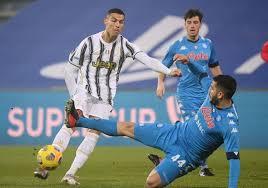 Ronaldo on target as juventus earn supercup win over napoli. Ronaldo On Target As Juventus Earn Supercup Win Over Napoli
