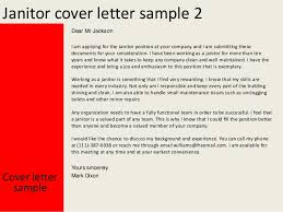 Cover Letter For Janitor Grand Simple Sample Custodian Job 51 About