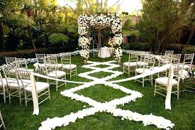 outdoor wedding decorations ideas wedding aisle decoration ideas awesome outdoor wedding decoration ideas outdoor wedding decoration