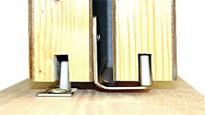 sliding closet door guides sliding closet door floor guide sliding door floor guides sliding closet door