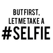 Image result for selfie word