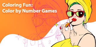 The numbers coloring game in this online free activity, which will allow the kids to color freely with any color of their choice. Coloring Fun Color By Number Games Overview Google Play Store Us
