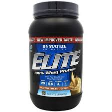 Dymatize <b>Elite 100</b>% <b>Whey Protein</b> Butter - Buy Online in Israel at ...
