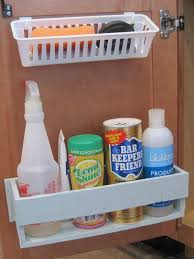Under Kitchen Sink Organizing Under The Sink Organization Bathroom And Kitchen Organizing Tips