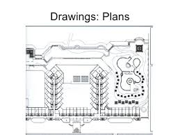 architectural drawings. Drawings: Plans; 46. Architectural Drawings