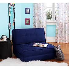 flip chair convertible sleeper dorm bed
