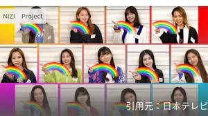 虹 プロジェクト 結果