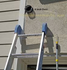 vent how to install a bathroom exhaust fan through the wall image
