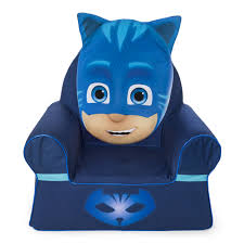 pj masks catboy marshmallow furniture children s foam comfy chair