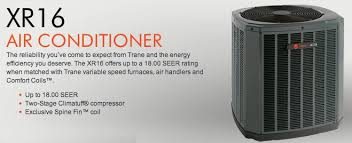 trane ac unit cost. Simple Unit The Trane XR16 With Ac Unit Cost A