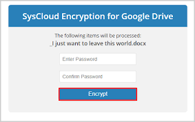 Free Google Drive Encryption To Protect Your Files And Folders