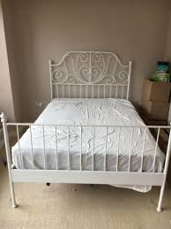 mattress 140 x 200. ikea double (140x200) bed + mattress (hovag leirsund leirvik) 140 x 200