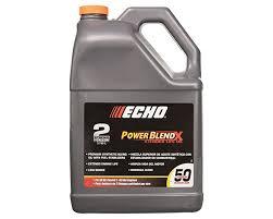 echo powerblend 2 cycle oil 1 gal