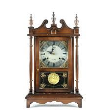 linden wall clocks linden wall clock with pendulum vintage stellar day pendulum wall mantle clock linden