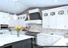 modern kitchen backsplash with white cabinets.  With White Kitchen Backsplash Designs Brilliant Modern About Home  Remodel Plan With Ideas For On Modern Kitchen Backsplash With White Cabinets