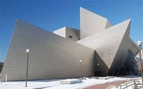 deconstructive architecture. Wonderful Deconstructive Denver Art Museum Daniel Libeskind Throughout Deconstructive Architecture