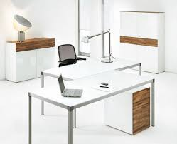office desks contemporary. Charming Idea Modern White Office Desk Modest Decoration Desks Contemporary R